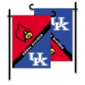 Kentucky - Louisville 2-Sided Garden Flag - House Divided