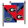 Georgia - Florida 2-Sided Garden Flag - House Divided