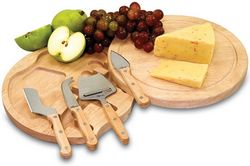Circo Cutting Board with Food